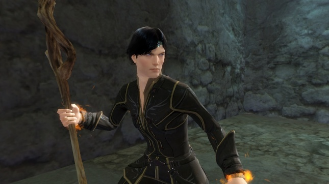 When you can make any character you want for fun, why not make Benedict Cumberbatch?